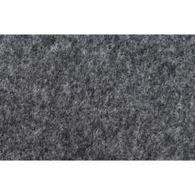 AUDIO SYSTEM 2.5 mm High Quality zilver grijs bekledingsstof 1.5x3m 4.5m2