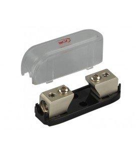 Mini ANL zekeringblok (silver)1 x 10 - 20mm² input