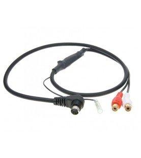 AUX adapter MFD1 4:3 Volkswagen Golf4/ Bora/ polo/ Passat/ T5
