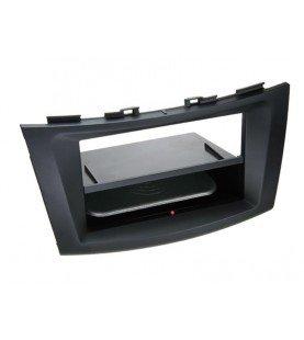2-DIN Paneel Inbay® Suzuki Swift 2010-2015 Kleur: Zwart