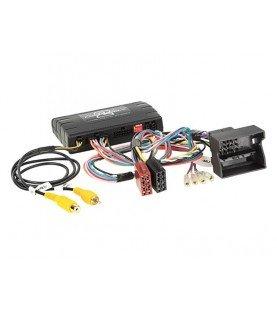 S.W.I. + Info adapter Div. Modellen Skoda (Quadlock)