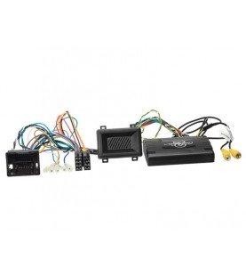 S.W.I. + Info Adapter Div.mod. Opel weergave van PDC/ Klimaatcontrol/ Stoelverwarming/ Video input