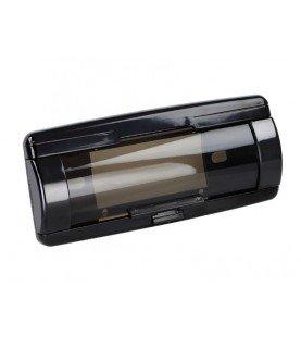 Radiopaneel voor boten (splashproof) zwart