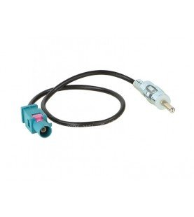 Antenne Adapter FAKRA > DIN BMW - Mercedes Benz -Land Rover -Mini -Smart -Volkswagen -Porsche