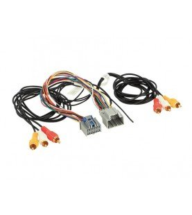 A/V-harness GM Rear Seat Entertainment 2007->
