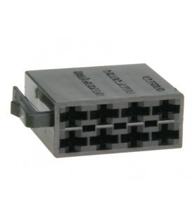 Behuizing  ISO power 8 PIN bulk