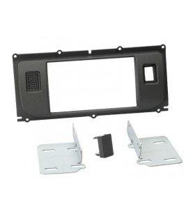 2-DIN Paneel Land Rover Evoque zonder PDC button 2012-2019 Kleur: Antraciet
