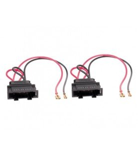 Speaker Adapter Kabel (2x) Volkswagen Golf 4/ Golf 5/ Golf 6/ Polo