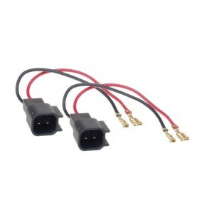 Speaker Adapter Kabel (2x) Ford Focus / Ka - Opel Astra / Insignia