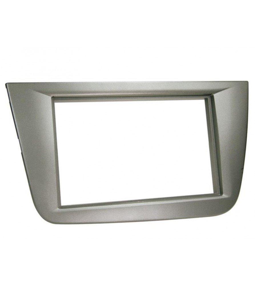 2-DIN Paneel Seat Altea/ Altea XL/ Toledo Kleur: Antraciet
