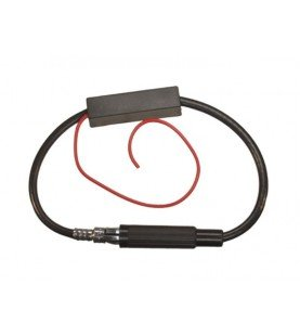 Antenneversterker DIN stekker >DIN aansluiting