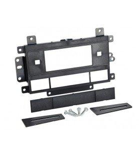 1-DIN Paneel Hummer - Chevrolet - Cadillac - Pontiac Kleur: Zwart