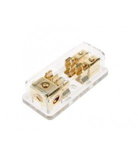 Fuse distribution block AGU 1x20mm² in / 2x10mm² out