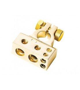 Batterij Behuizing / negative (goud ) 1 x 35 mm² / 1 x 20 mm² / 2 x 10 mm²