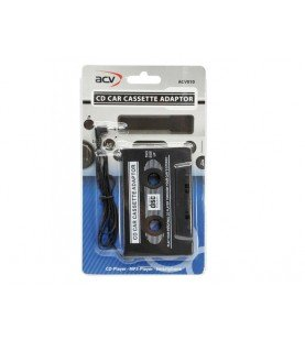 AD-CAS-1 Mp3/CD adaptercasette KFZ