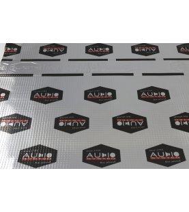 ALUBUTYL 3000 12 sheets 50 x 30 cm / Dikte 3.0 mm / 1.80 m2